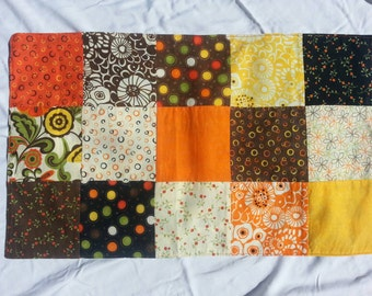 Fall and Winter Reversible Table Runner