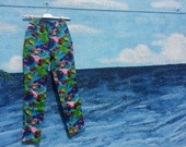 SALE Vintage Versace Sea trousers size Small