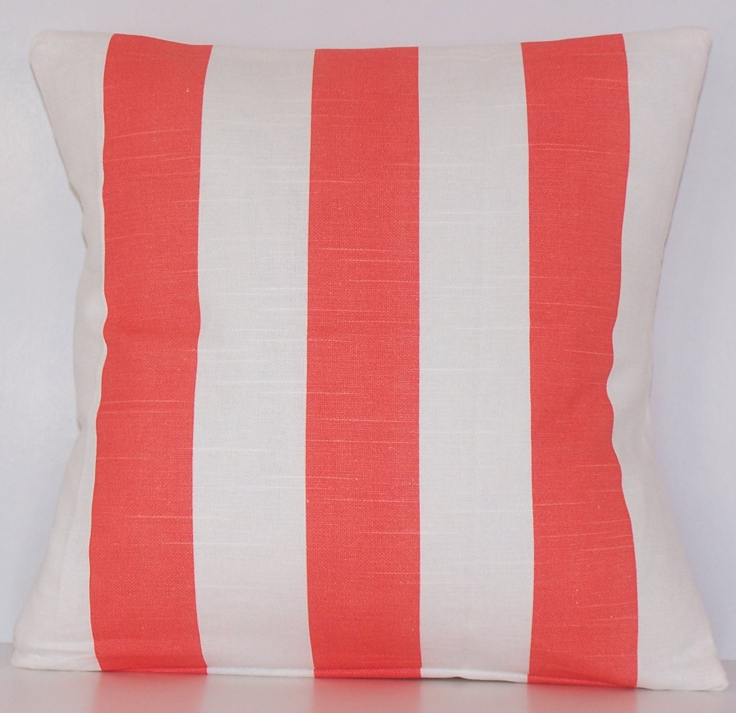 coral pillow salmon pillow euro various sizes sham. Black Bedroom Furniture Sets. Home Design Ideas