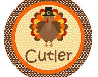 Thanksgiving Turkey Boy