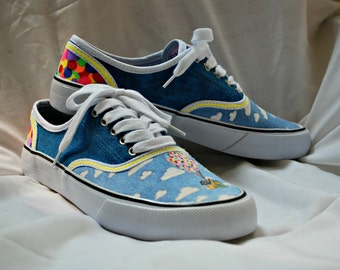 Up the Movie Sneakers Tennis Shoes Vans