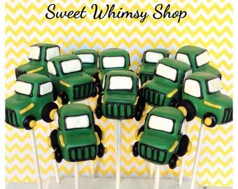 Items Similar To Farm Harvest 300dpi Green Tractor