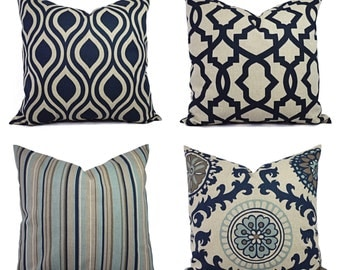 Decorative Pillow Covers by CastawayCoveDecor on Etsy