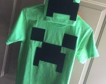 Minecraft - Creeper Costume