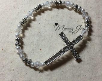 Bracelet with Cross