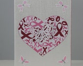 Breast Cancer Greeting Card - Hope/Encouragement