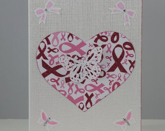 Breast Cancer Greeting Card 2