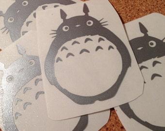 Totoro Vinyl Decal