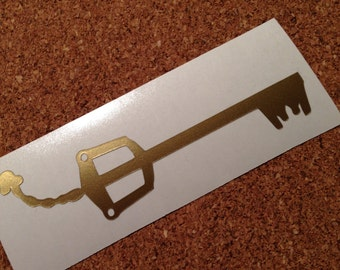 Keyblade Kingdom Hearts Vinyl Decal