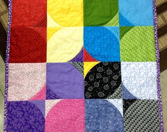 Small Quilt or Throw
