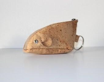 Purses mouse cork