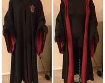 Hogwarts inspired Cosplay House Robe