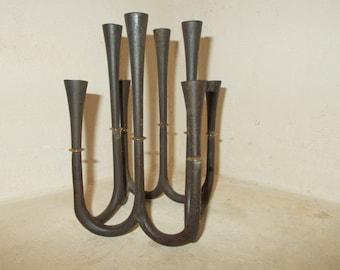 Candle Holder By Jens Quistgaard For Dansk 1965