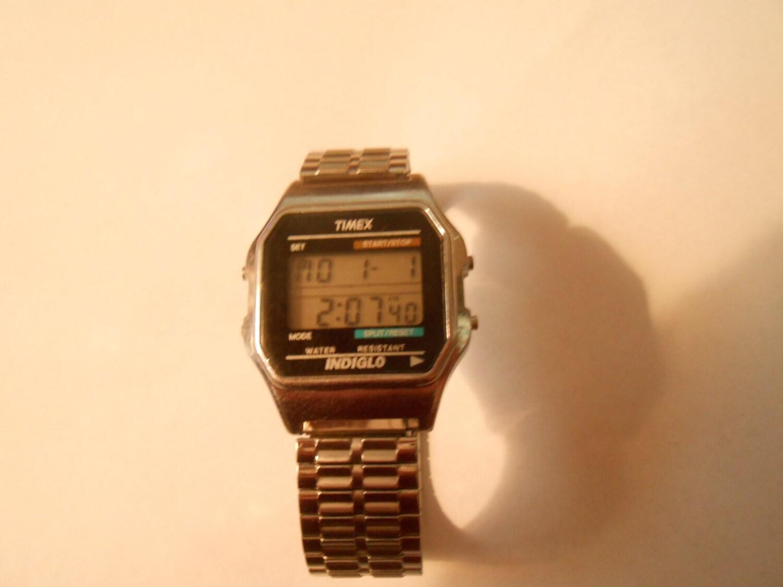 Vintage Timex Digital 65