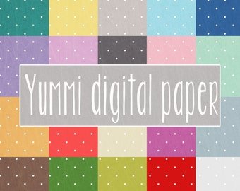 JPEG digital paper pack - tiny dot pattern - essentials for photoshop photographers 30 papers grunge - P006 - scrapbook - grunge texture