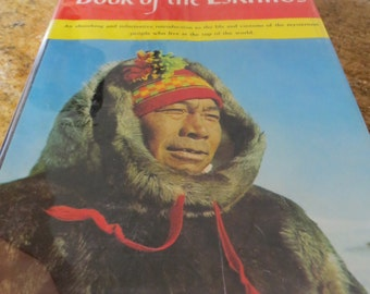 Book of the Eskimos, First Edition, Peter Freuchen