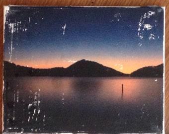 Lake Ocoee Sunset