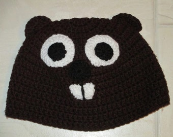 Groundhog hat