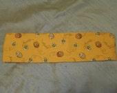 Yellow Bumble Bee Headband