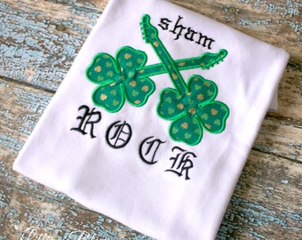 St Patrick Shirt - Sham Rock Shirt