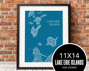 Lake Erie Islands and Shores