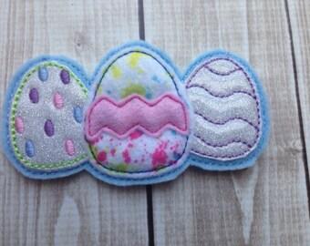 Easter Egg Headband slider, Easter headband