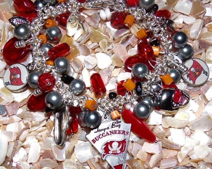 Tampa Bay Buccaneers Bracelet