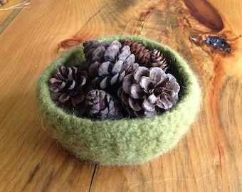 Wool Felt Bowl (Free Shipping)