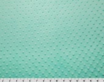 Opal Minky Fabric - 1 yard