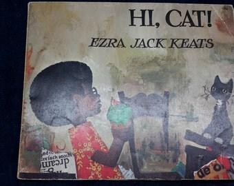 Hi Cat Ezra Jack Keats