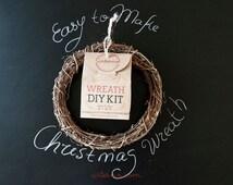 Christmas DIY Wreath Kit