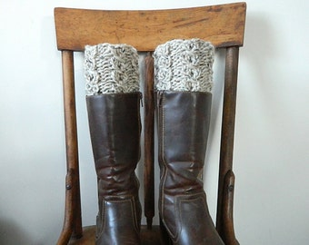 Boot Warmer Boot Cuff Leg Warmers /THE CONFEDERATION/