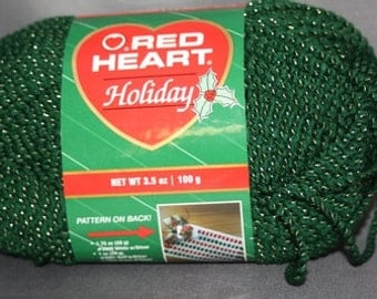 Red Heart Holiday Yarn (6 Skeins/order)