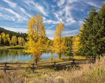 Nature Photography - Landscape Photography - Autumn - Fine Art Photography