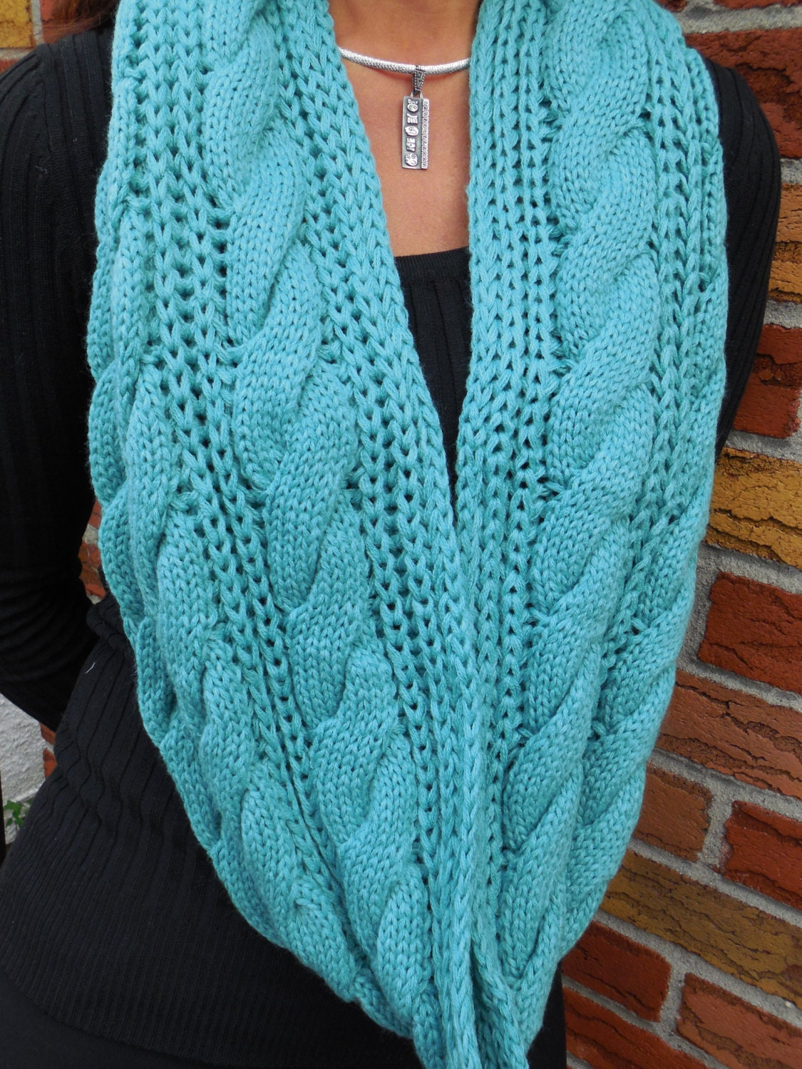Edit Article How to Knit an Infinity Scarf. Five Methods: Simple Infinity Scarf Infinity Scarf in the Round Hood cowl Simple Infinity Scarf from Your Own Pattern Abbreviations Community Q&A Knitting an infinity scarf can be done in several ways. You can knit a large and long scarf .