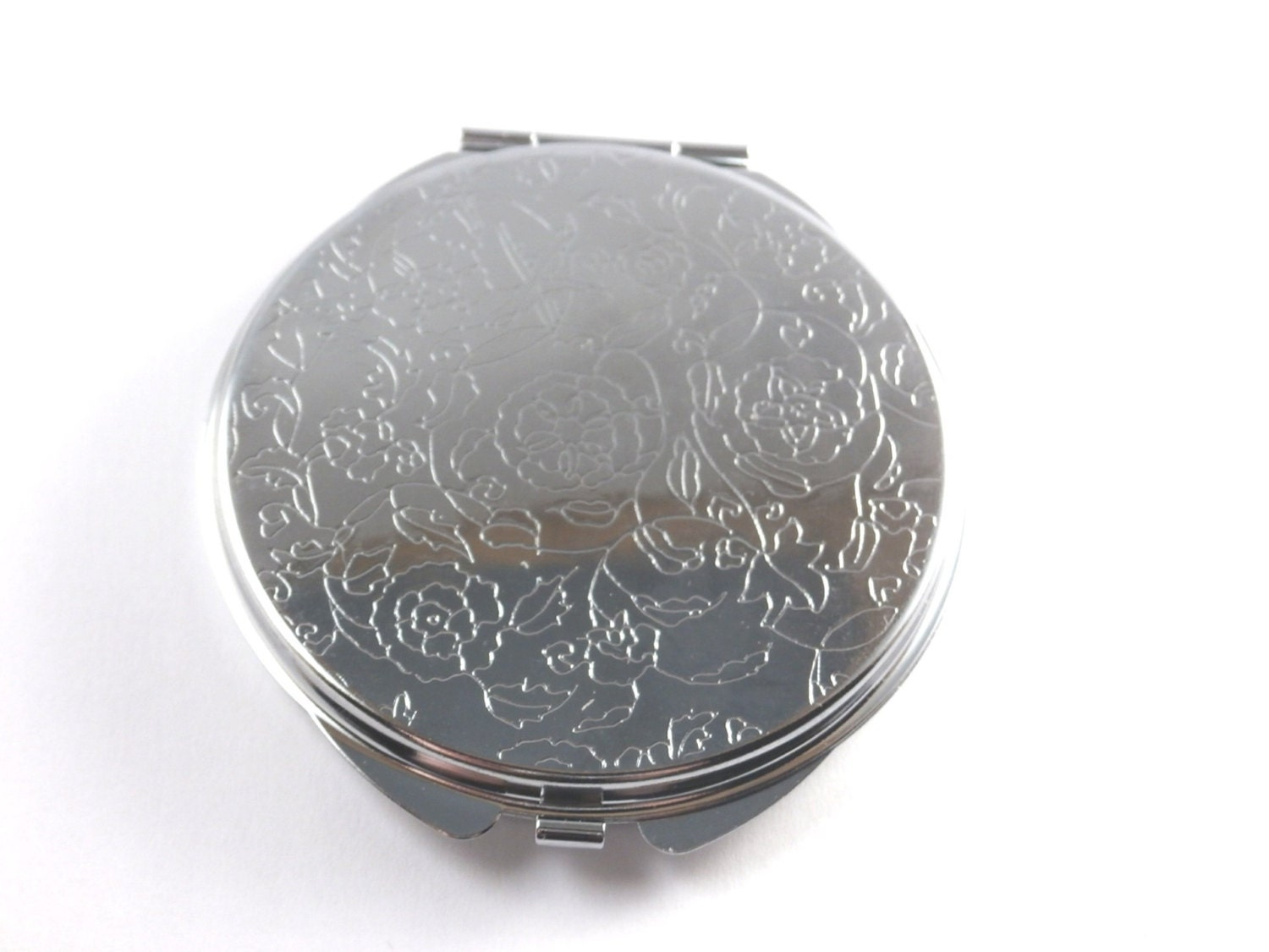 custom compact mirror personalized compact mirror. Black Bedroom Furniture Sets. Home Design Ideas