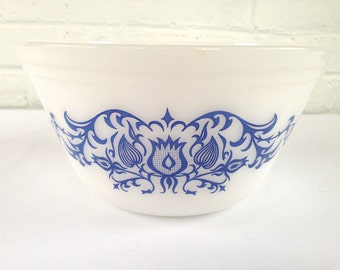 Federal Glass Company Mixing Bowl