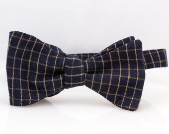 "The ""Middleburg"" Self Tie Bow Tie"
