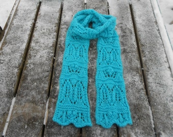 Leaves in the Sky Scarf
