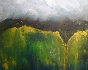 original modern abstract painting