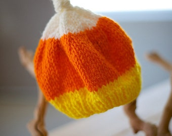 Sweet Baby Candy Corn Hat