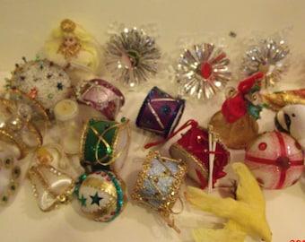 Ornaments Vintage Handmade