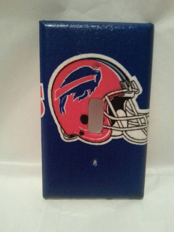 Bills Fan Light Switch Cover Electrical Cover Wall Cover