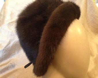 GWENN PENIINGTON Mink Hat