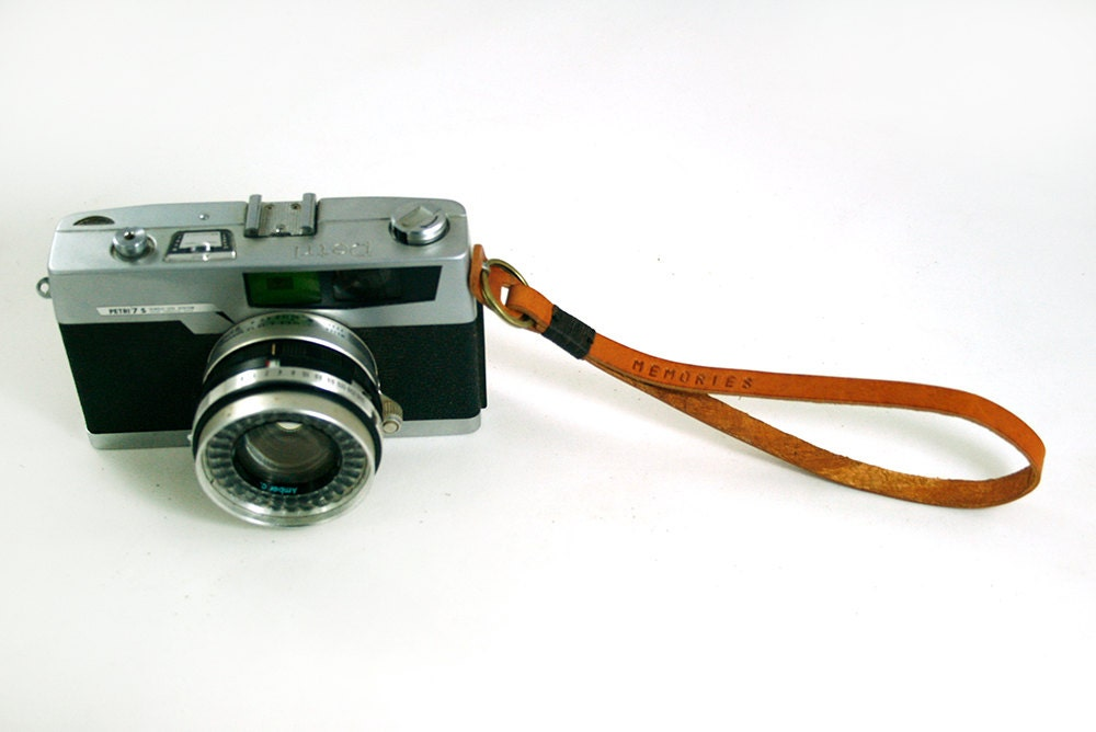 Leder Kamera Handschlaufe Kamera Handschlaufe