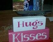 Valentine's Day Blocks - Picture Holder