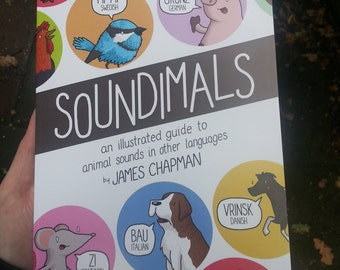 Soundimals Book (36 pages)