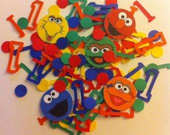 Sesame Confetti