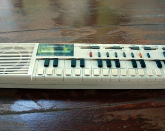 Casio VL-Tone  VL-1 Made in Japan Electronic Musical Keyboard Instrument Vintage Mono Synth VL1