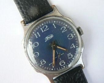 Rare ZIM Russian Men's watch USSR early zim 1960